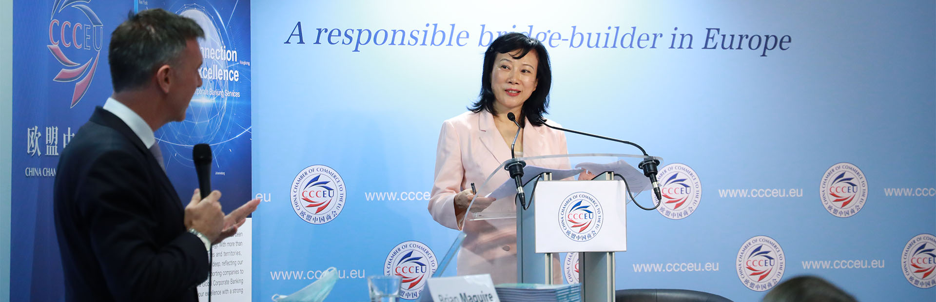 EU urged to address Chinese businesses' pressing concerns