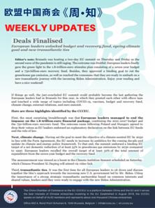 Weekly Updates December 11