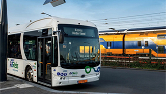 BYD delivers 246 eBuses to Keolis