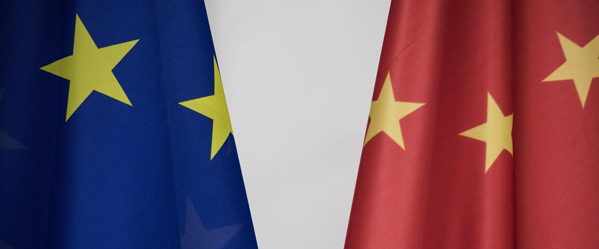 Dialogue key for China, EU relations